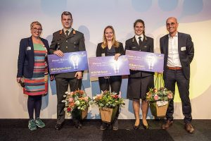 Uitreiking Maintenance Innovation Research Awards