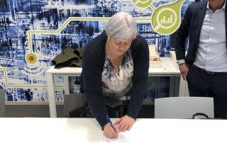 Rijkswaterstaat nieuw WCM-lid