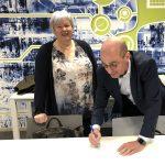 RWS ondertekening website