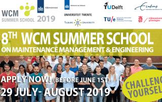 WCM Summer School 2019